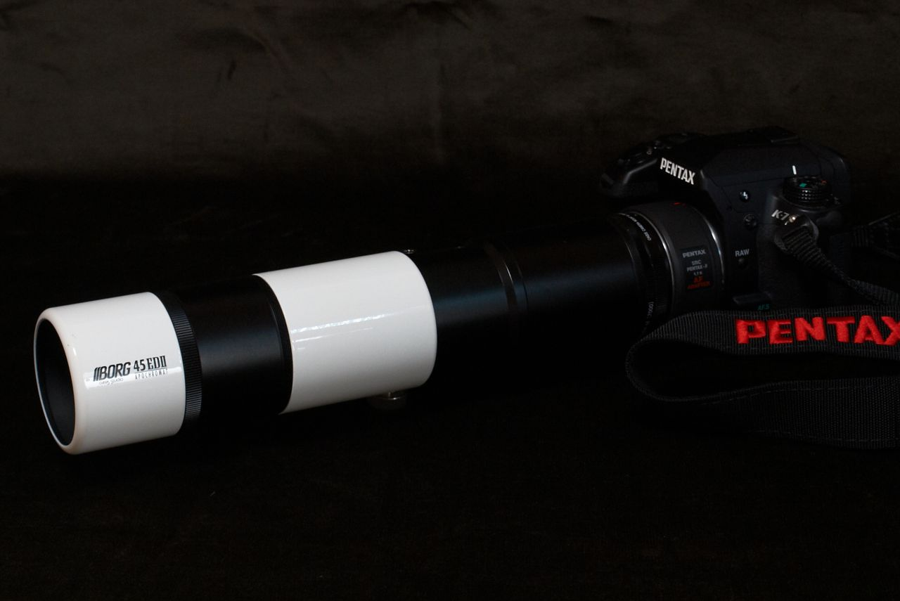 AFボーグ BORG45EDⅡの写真画像