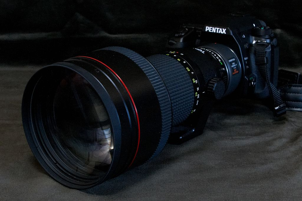 トキナーAT-X300mmMFの写真画像